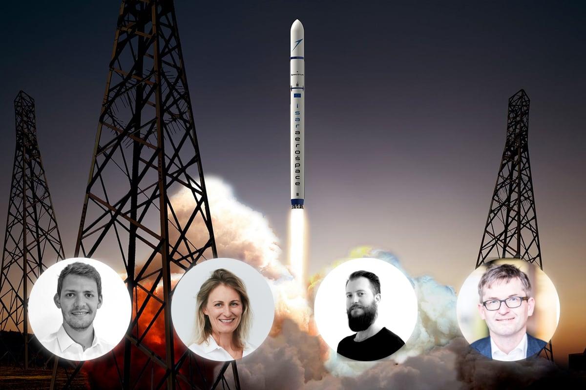 DLD Sync, WEF, Aerospace, Pioneers of Change, Munich