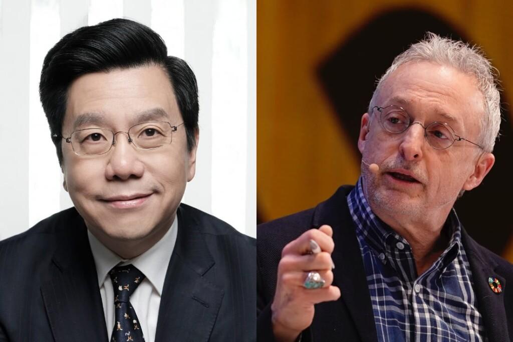 Kai-Fu Lee, AI, David Kirkpatrick, Technonomy, DLD Sync, webinar