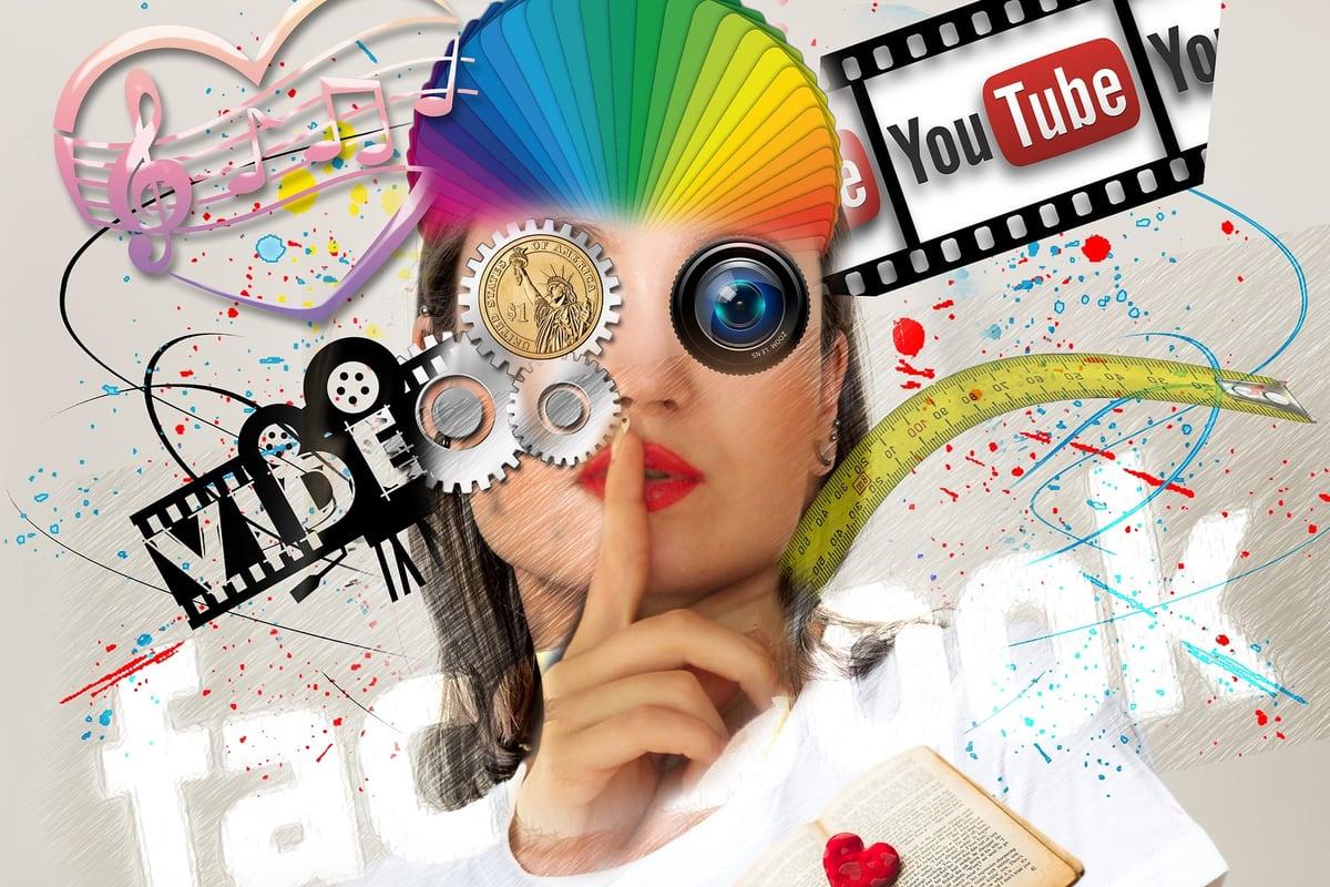 social media, trust, YouTube, Facebook