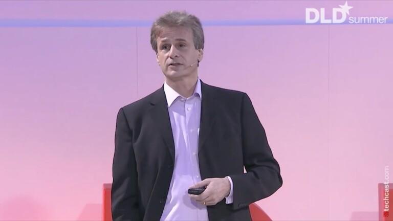 Alexander Kekulé, virologist, DLD conference