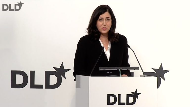 Joanna Shields, BenevolentAI, DLD conference, video