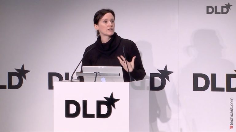 Lisa Mosconi, NYU, author, DLD talk