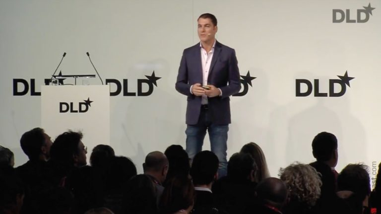 Stefan Vilsmeier, Brainlab, video, DLD conference