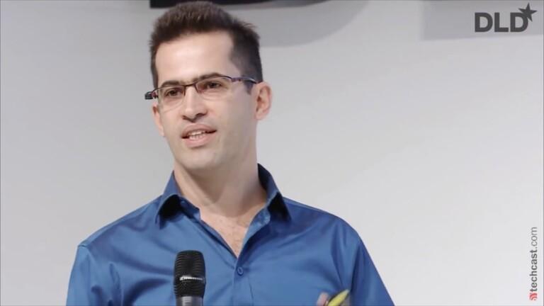 Yonatan Wexler, OrCam, founder, DLD conference