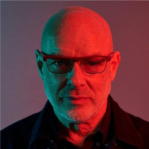 Brian Eno, portrait