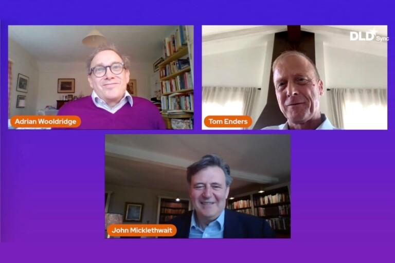 Tom Enders, John Micklethwait, Adrian Wooldridge