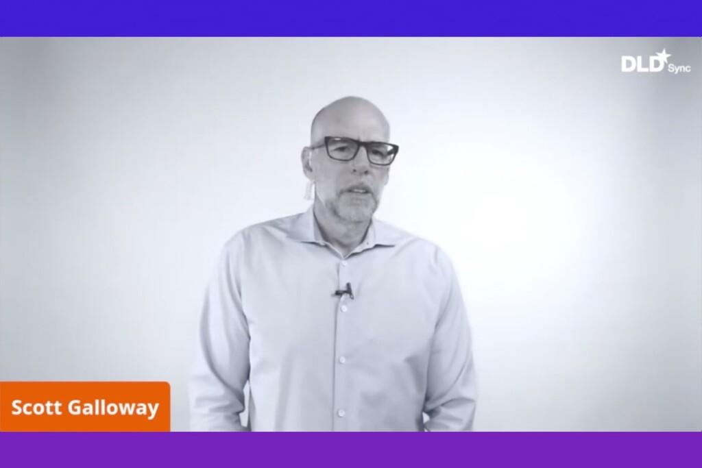Scott Galloway, NYU Stern School, DLD Sync, webinar, video