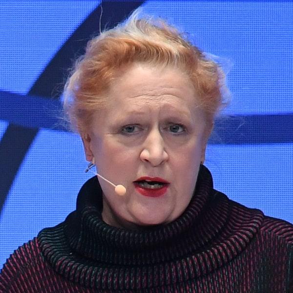 Margaret Heffernan, author, DLD Sync