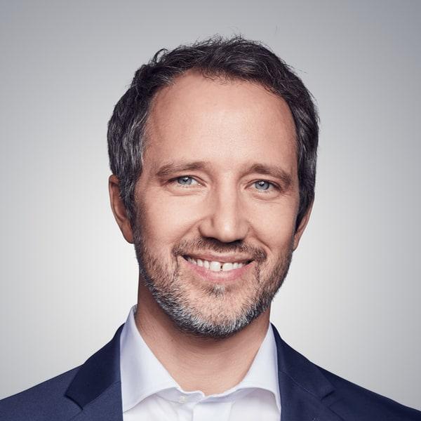 Florian Reuter, Volocopter, DLD