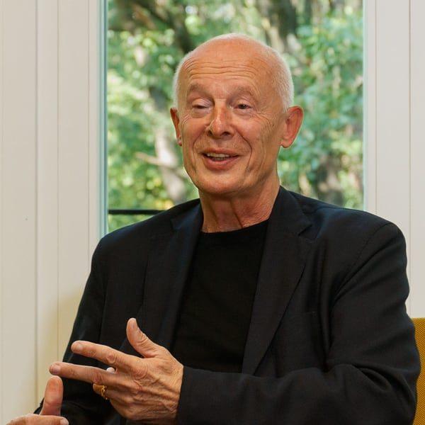 Hans Joachim Schellnhuber, climate researcher