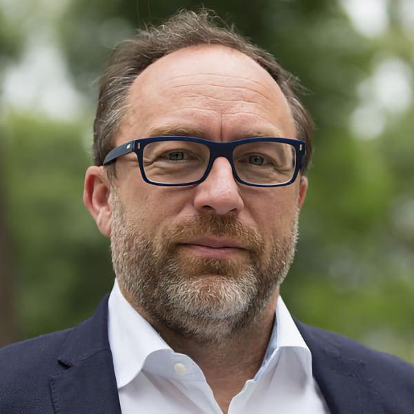 Jimmy Wales, Wikimedia