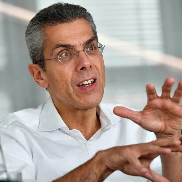 Michael Diederich, HypoVereinsbank, DLD