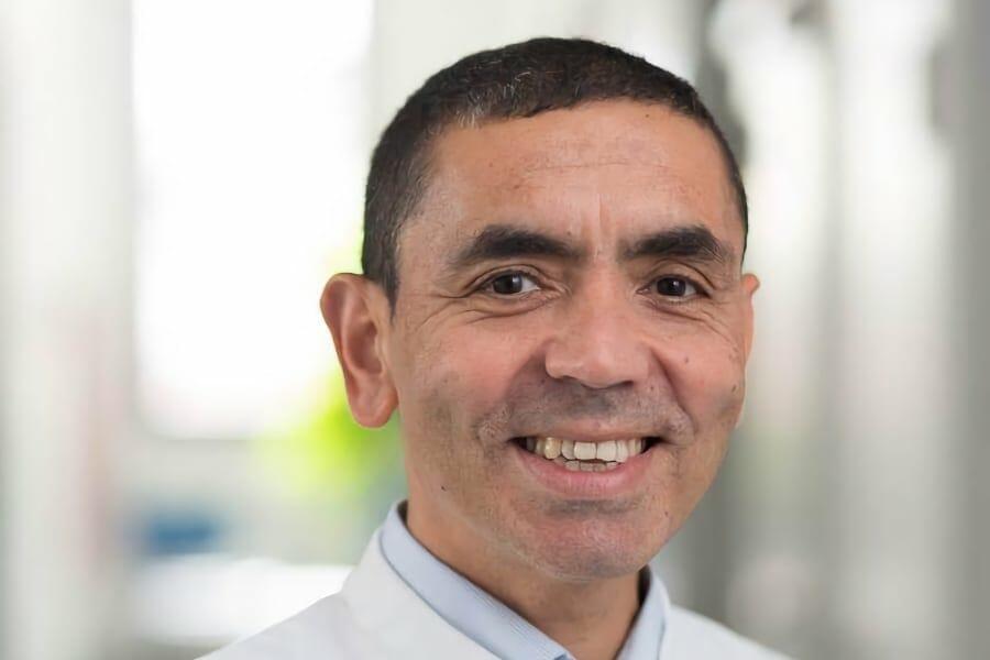 Ugur Sahin, BioNTech, CEO, DLD speaker