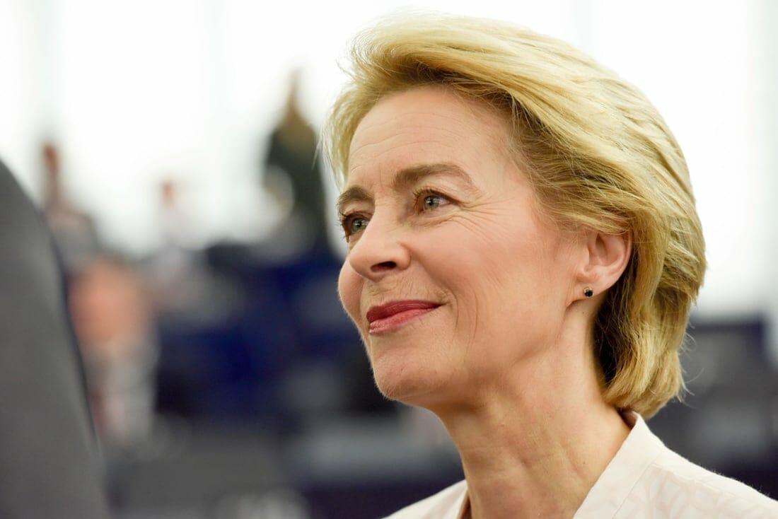 Ursula von der Leyen, European Commission