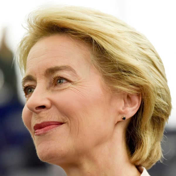 Ursula von der Leyen, EU Commission