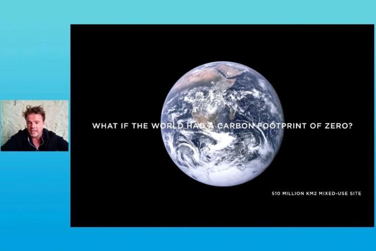 Bjarke Ingels, Hans-Joachim Schellnhuber, DLD All Stars, climate change, sustainability