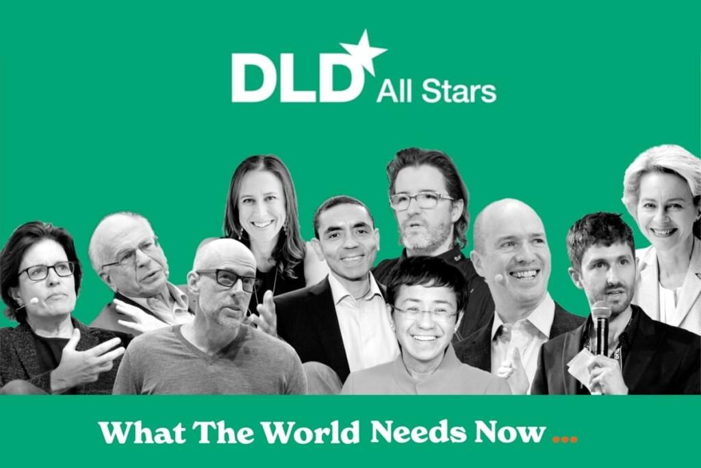 DLD All Stars, videos, articles