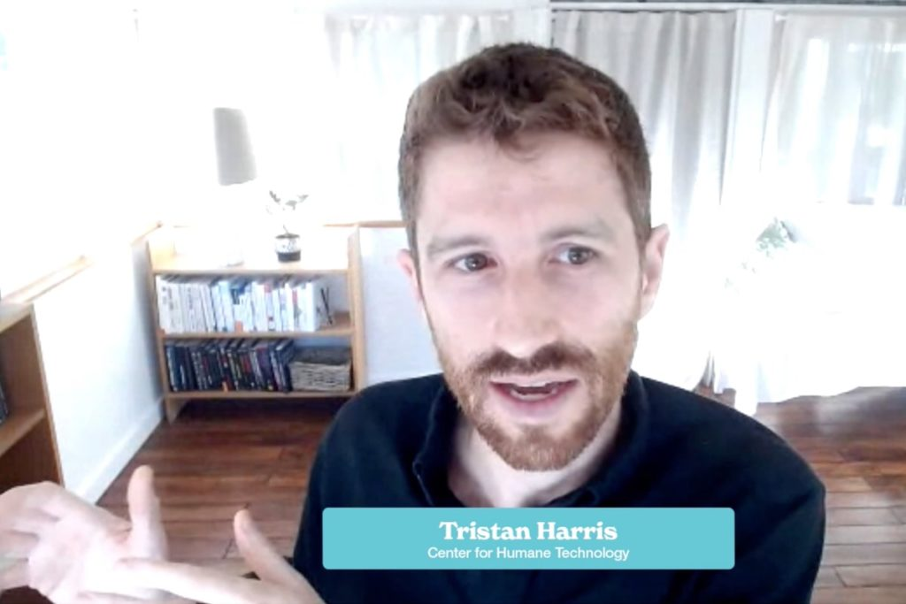 Tristan Harris, Center for Humane Technology, DLD All Stars