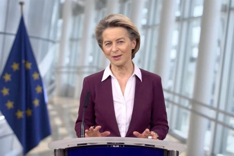 Ursula von der Leyen, New European Bauhaus, keynote, DLD All Stars