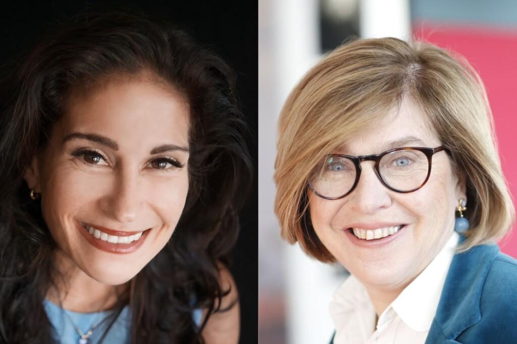 Susan McPherson, Steffi Czerny, DLD Sync