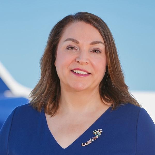 Christiana Foerster, Lufthansa