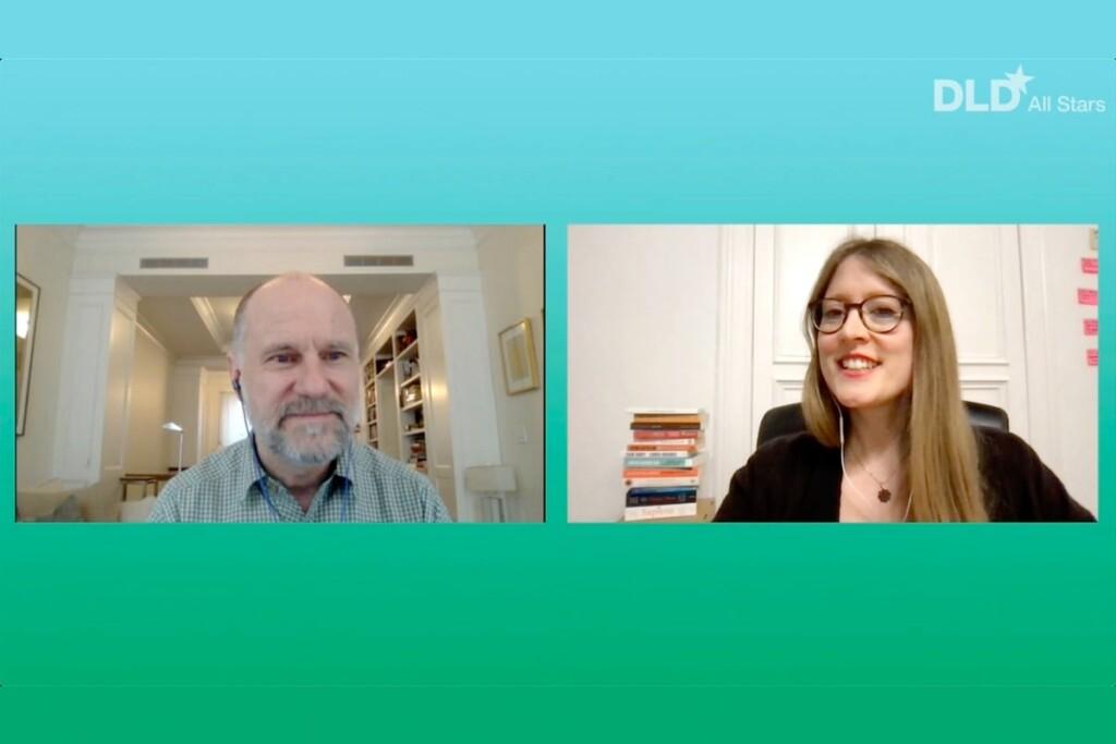 UBI, Universal Basic Income, expert panel, Alber Wenger, Laura Brämswig
