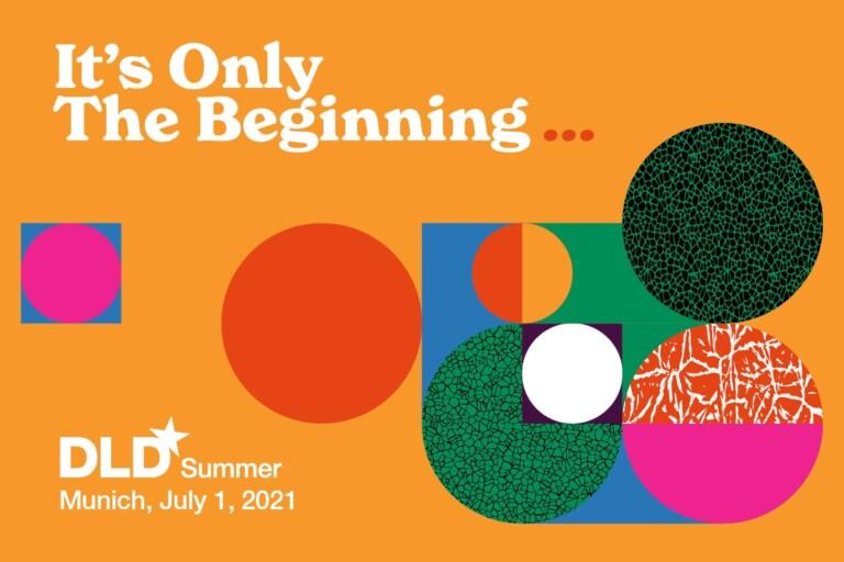 DLD Summer 2021, DLD conference