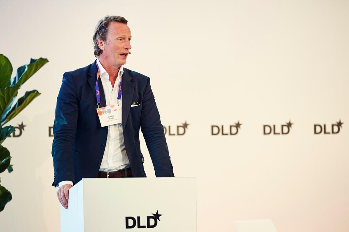 Hendrik Brandis, Earlybird, startups, investing, DLD Summer, video, talk