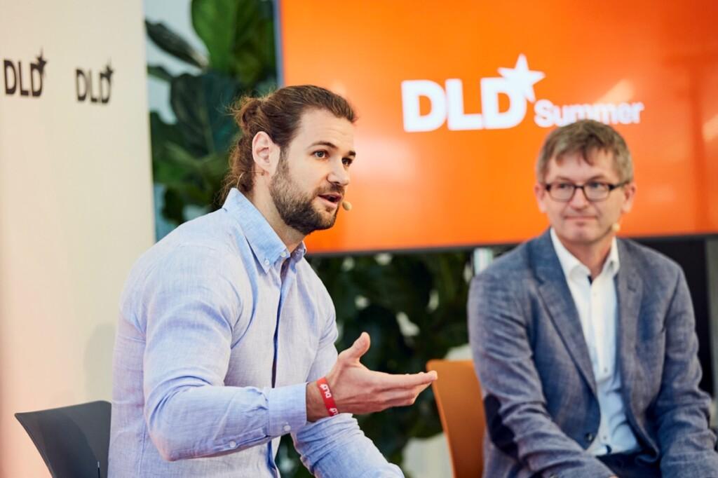 DLD Summer, Munich, startups, ecosystem, video