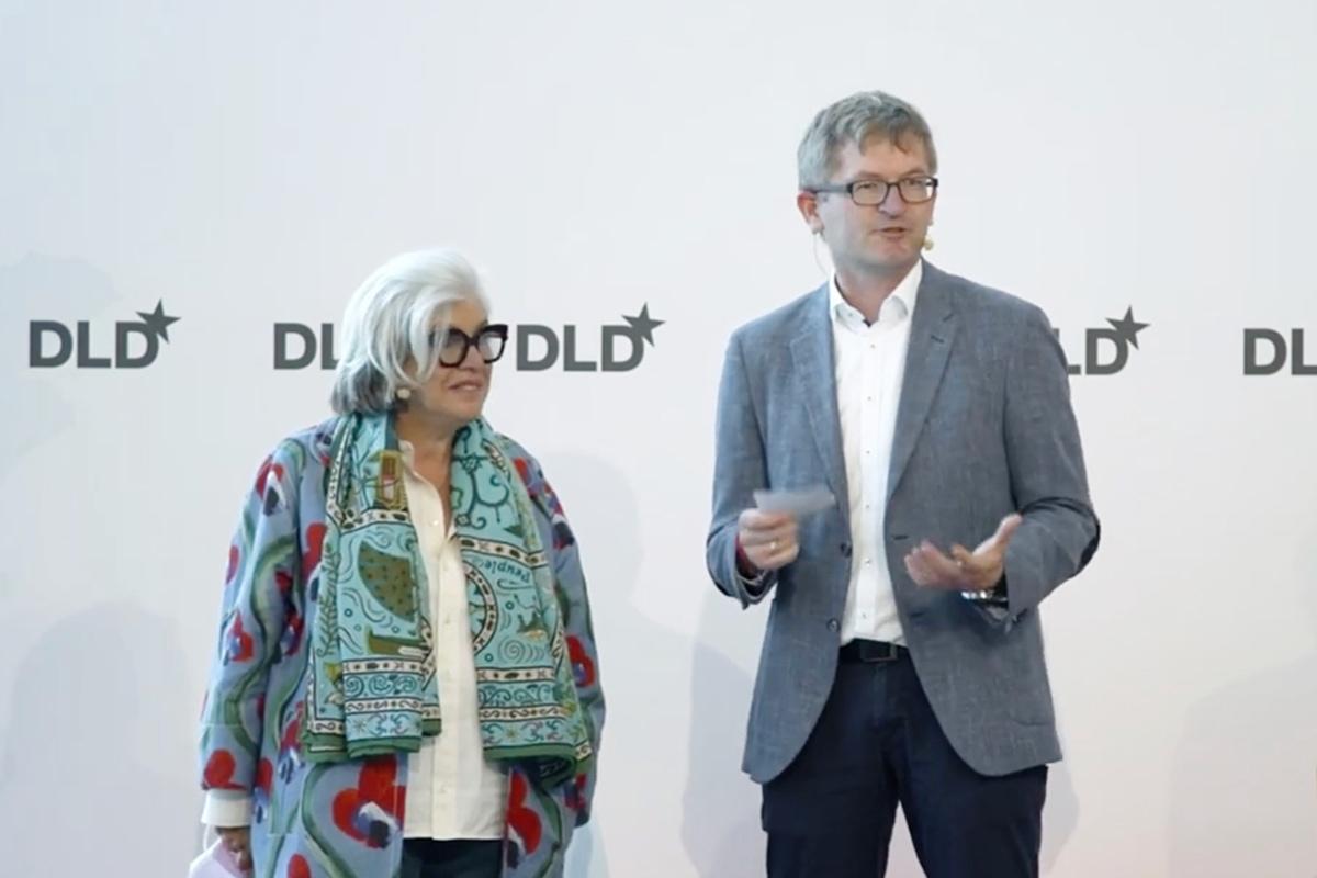 DLD Summer, New European Bauhaus Tour, entrepreneurship, innovation, video
