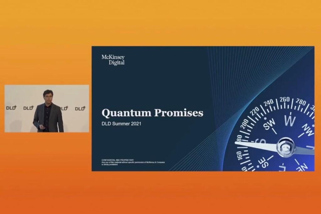 quantum computing, security, eep tech, innovation, Niko Mohr, Herbert Mangesius, Heike Riel, IBM, Helmut Leopold