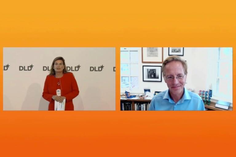 Covid-19, science, Robbert Dijkgraaf, Ann-Kristin Achleitner, DLD, talk, video