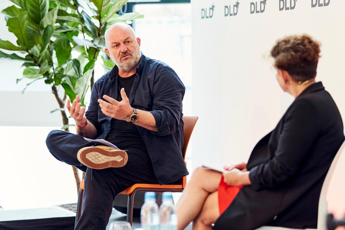 Werner Vogels, Amazon, cloud computing, space exploration, Jennifer Schenker, DLD, video, talk