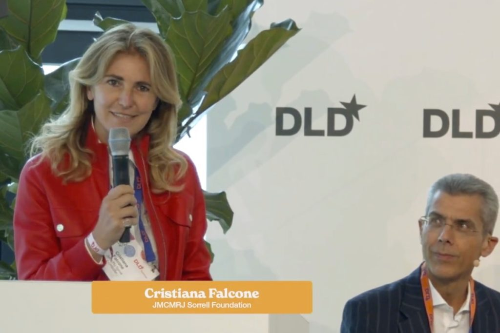 circular economy, sustainability, Cristiana Falcone, Andrew McAfee, hristina Foerster, Michael Diederich, DLD Summer, video, talk