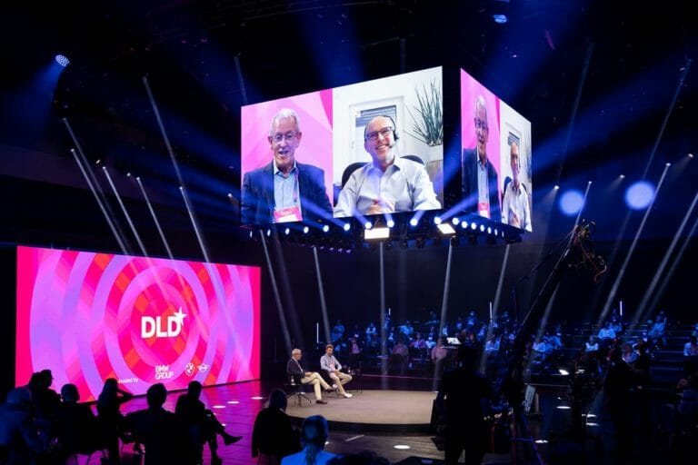 food waste, electronic waste, discussion, startups, Oddbox, SPRK, Refurbed, DLD Circular