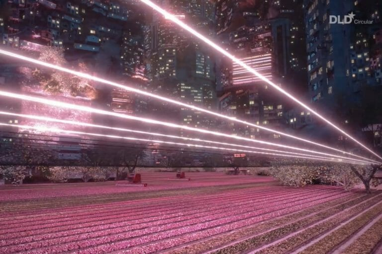 Liam Young, Planetary City, DLD Circular, video